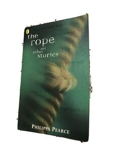 The Rope And Other Stories Puffin Phillipa Pearce Paperback Rare Vintage 1976