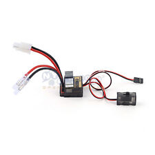 320A Brush Speed Controller ESC Reverse 240A For 1/8 1/10 RC Car Truck Boat US