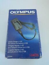 Olympus quick charger L1-10c
