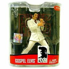McFarlane Toys 2008 Gospel Elvis Presley Action Figure - New - Sealed - MINT!