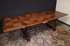 Stupendo tavolo / Table rettangolare legno / wood / apribile / metà Novecento