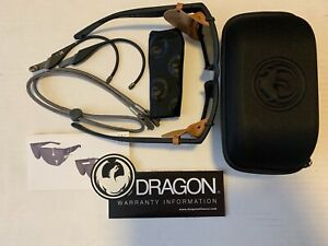 "DRAGON ""MOUNTAINEERX"" MATTE BLACK / GRAY (CROSS PERFORMANCE COLLECTION)"