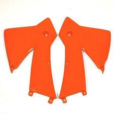 Ufo Kühlerverkleidung orange Tankspoiler KTM SX-F 450 525 Racing 03-04