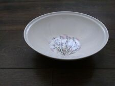 Vintage British Ridgway Open Tureen Ivory Pink Blue Floral Giselle VGC
