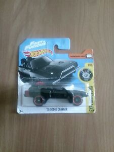 Hot Wheels 70 dodge charger fast & furious