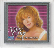 CD - Vikki Carr NEW Tesoro De Coleccion 3CD - FAST SHIPPING !