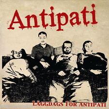 ANTIPATI – LÄGGDAGS FOR ANTIPATI EP + CD punk oi!