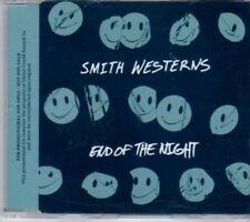 (BU675) Smith Westerns, End of the Night - DJ CD