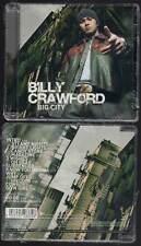 """BILLY CRAWFORD """"Big City"""" (CD) 2004 NEUF"""