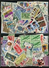 USA 1893-1981 ACCUMULATION 450 stamps FINE USED AIRS + COMMEMORATIVES