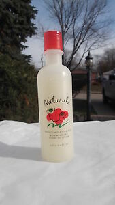 AVON NATURALS HARVEST APPLE FOAM BATH 8.4 OZ. SEALED