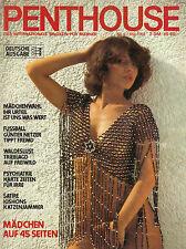 PENTHOUSE Mai/05/1982   LIJLIANA & UTE aus Hamburg