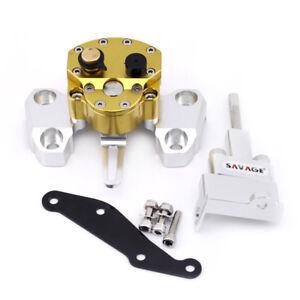 Steering Damper Stabilizer For YAMAHA MT-09 FZ-09 2014-2019 18 17 16 15