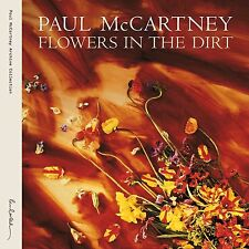 PAUL MCCARTNEY - FLOWERS IN THE DIRT - NEW DELUXE EDITION CD