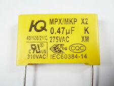LED Nachleuchten Entstör Spezial Kondensator X2 470nF 310VAC 1 Stück
