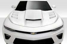 2016-2018 Chevrolet Camaro Duraflex TS-1 Hood - 1 Piece 113487