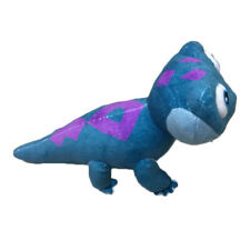 """Blue Salamander Plush Stuffed Toy 6"""" Small Kids Cute Animal Christmas Gifts"""