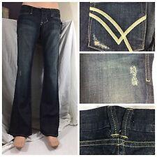 """William Rast Women's Jeans Sz 27 """"Savoy"""" W/Minor Distressing NWT CG213 M4U"""