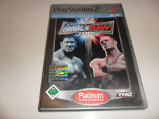 Playstation 2 ps 2 wwe smackdown vs. raw 2006 [platinum] (6)