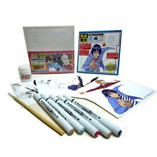 BAKUMAN Manga Drawing Color Kit set pen comic starter beginner anime tool Japan