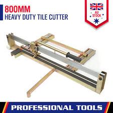 Heavy Duty Tile Cutter 800mm Cutting Machine Ceramic Porcelain Manual All Steel