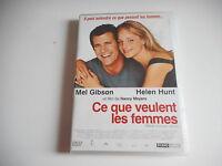 DVD - CE QUE VEULENT LES FEMMES un film de NANCY MEYERS - zone 2
