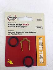 Danco Brand MO-4 Cartridge Repair Kit for Moen Single Handle Faucets New 80500
