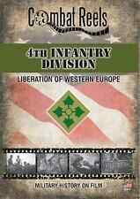 4th Infantry Division: WWII Archives Research DVD - Western Europe Film Footage