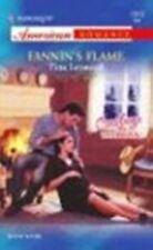 Fannin's Flame by Tina Leonard (2004, Paperback)