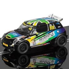 Scalextric BMW Mini Cooper S Mini Challenge 2014 No 888 Chris Knox (C3606) BNIB