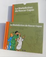 Tintin. La Malédiction de Rascar Capac. Tome 1. Casterman 2014. Album in-4°