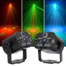 90 RGB LED Éclairage disco projecteur lumière laser DJ modèle partie à la maison