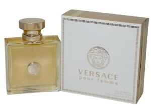 VERSACE POUR FEMME SIGNATURE * Versace 3.4 oz / 100 ml EDP Women Perfume Spray
