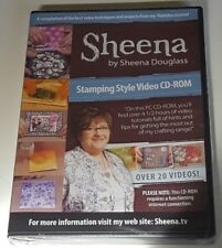 Sheena Douglass Stamping Style Video CD-Rom