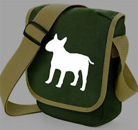 English Bull Terrier Reporter Bag Dog Shoulder Bags Birthday Mothers Day Gift