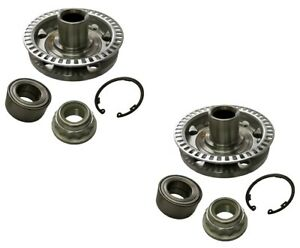 1 Set Front Wheel Bearing Hub Kits For 1999-2005 Beetle 1.8L Engine only