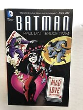 Batman: Mad Love And Other Stories   TPB Paperback (NM)(2011) Paul Dini