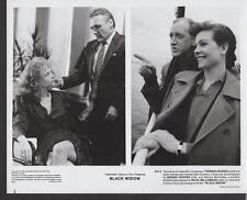 Theresa Russell Dennis Hopper Nicol Williamson Black Widow '87 movie photo 16954