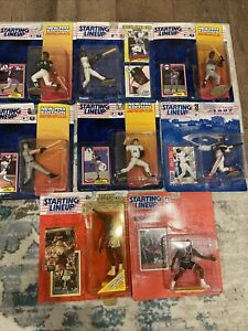 Starting Lineup 1993 Shaquille O'Neal Rookie, Rodman , Frank Thomas , Bonds
