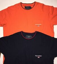 Polo Sport Ralph Lauren set of 2 waffle knit short sleeve t-shirts Large