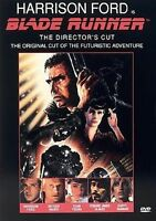 Blade Runner - The Directors Cut -Warner DVD-Region 1-Snapper Case-Harrison Ford