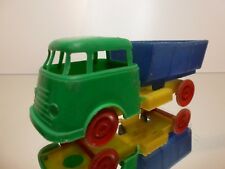 VINTAGE PLASTIC DAF A50 KIKKER TRUCK - TIPPER KIPPER - L14.0cm - GOOD CONDITION