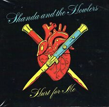 SHANDA & THE HOWLERS - HURT FOR ME (NEW June 2018 ROCKABILLY R&B CD) WILD label