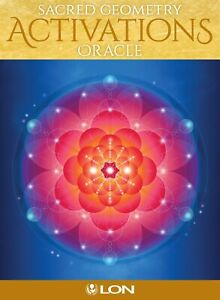 Sacred Geometry Activations Oracle Cards by LON 9781582706351