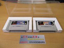 SNES Super Nintendo, MEGAMAN X 3 , MEGAMAN X 2 , TOP - 100 % ORIGINAL