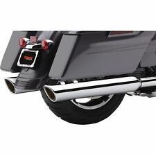 Cobra Exhaust 4 Twins Slip-On Muffler For Touring Models 6106 63-0054 1801-0841