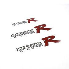 TEGIWA OEM STYLE TYPE R STICKERS FOR HONDA INTEGRA DC2 DARK COLOURS
