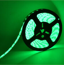 Green 5M 300Leds 5630 SMD Bright Flexible Led Strip Lights Lamp DC12V