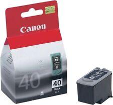 Canon Original Cartucho de Tinta PG-40 Negro (0615B001) PIXMA IP1300 1800 MP 140