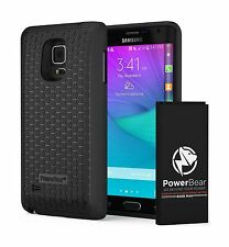 PowerBear Samsung Galaxy Note Edge Extended Battery [6000mAh] & Back Cover & ...